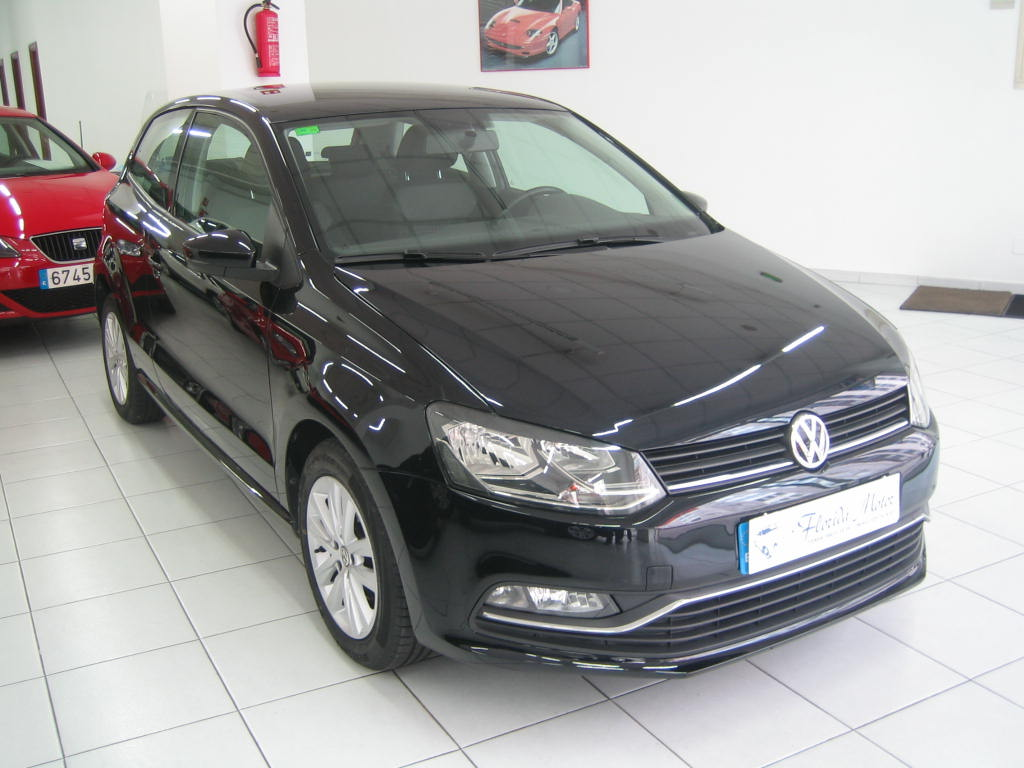 VOLKSWAGEN POLO 1.2 TSI-PLUS_1