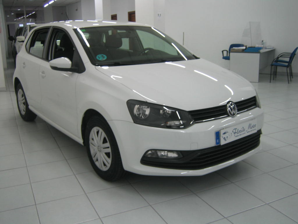 VOLKSWAGEN POLO 1.0-EDITION_1