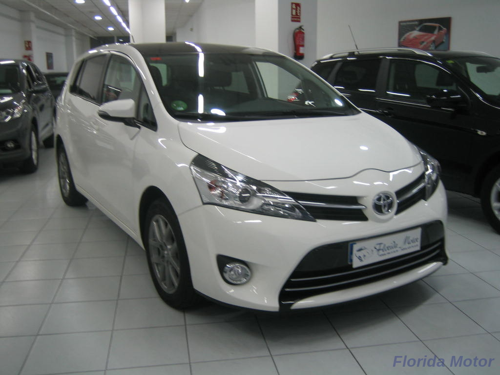 TOYOTA VERSO 1.6---ADVANCE- 7 PLAZAS_1