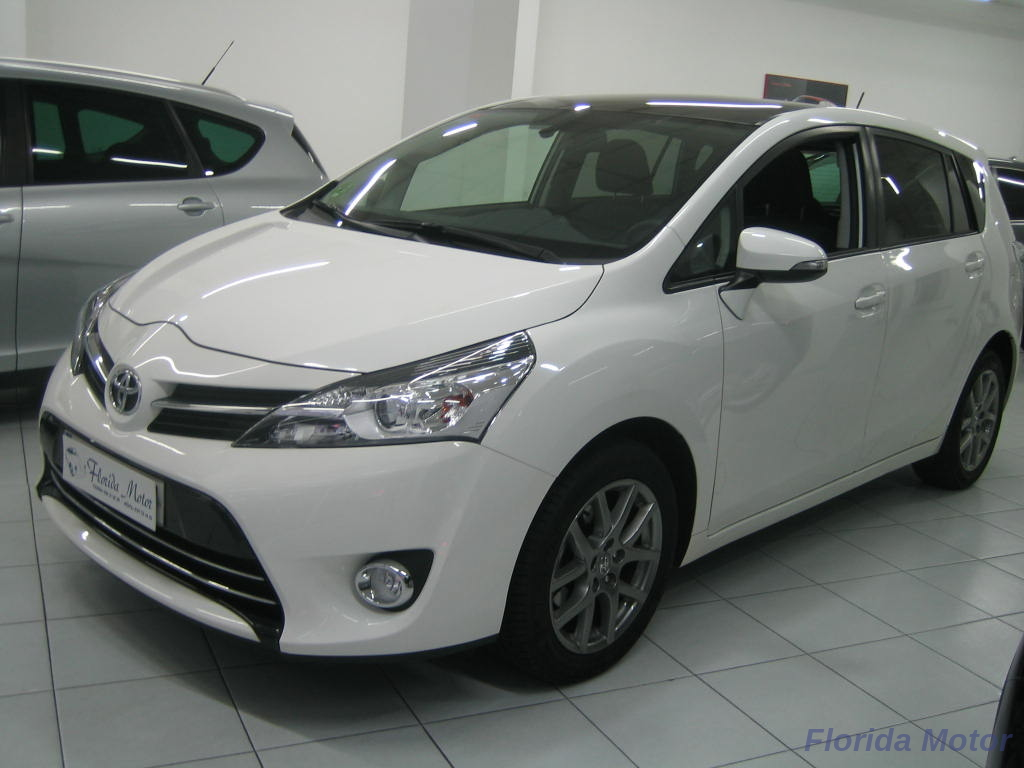 TOYOTA VERSO 1.6---ADVANCE- 7 PLAZAS_2